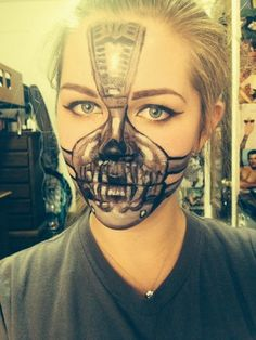 Halloween Makeup Ideas From Reddit | POPSUGAR Beauty Photo 54
