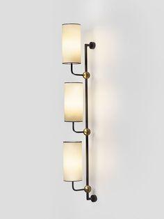 Lighting. Jean Louis Deniot's Selenite Sconce.
