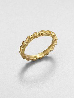 Bing Bang Skull Eternity Ring