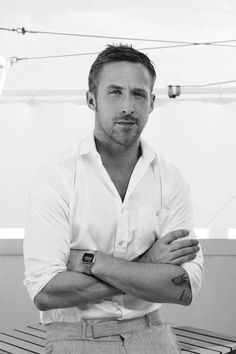 Ryan Gosling. I miss the days when I loved him and nobody else knew who he was. That was pre-The Notebook when he did mostly indie films.