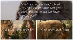 """""""It isn't Narnia, You know. It's You. (edited by Narnia_HU)"""