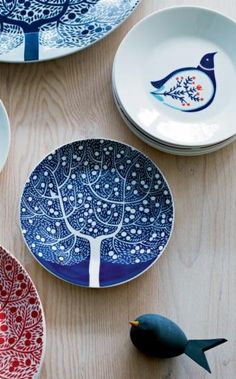 The charming pieces from Fable by Royal Doulton are designed to be enjoyed everyday.