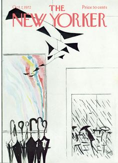 The New Yorker | October 7, 1972 by Arthur Getz