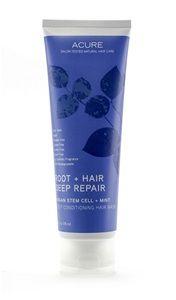 hair mask moisturizing root repair argan stem cell + mint deep conditioning