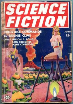 Science Fiction June 1940