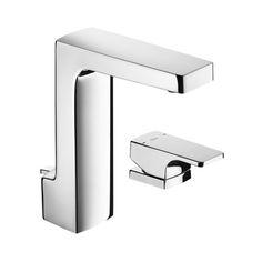 Roca L90 Mezclador para lavabo, maneta lateral de repisa, desagüe automático  http://www.edenhogar.com/es/monomandos-lavabo/roca-l90-grifo-lavabo-maneta-lateral-integrada-5a3801c00.html