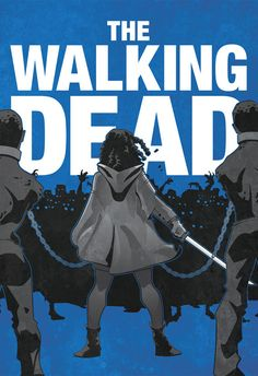 The Walking Dead Posters - Created by The Ninjabot