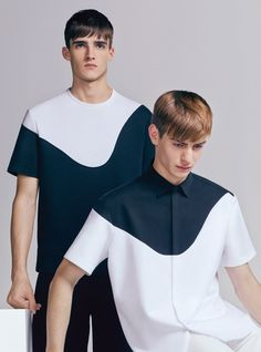Elliot Vulliod & Ben Allen for Neil Barrett Spring/Summer 2014