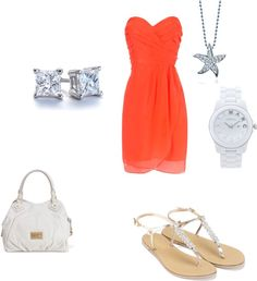 """""""summer"""" by aimeemac on Polyvore"""