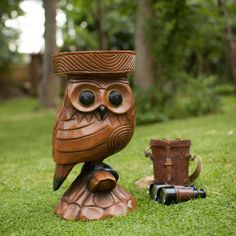 Surin Owl Table