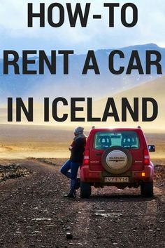 "Iceland is an incredible destination with many remote natural wonders waiting for you. The best way to see them is by driving yourself. Renting a car in Iceland is easy to do, but there are several things you need to take into consideration before you hit ""book."" #iceland #icelandtravel"