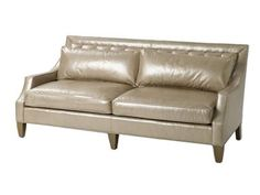 Letter-perfect styling and savvy design combine to create a fashionable sofa that makes a lasting impression. A smooth blend of fashion and utility allow you to bring both elements to your home effortlessly in the prim package of this sofa.