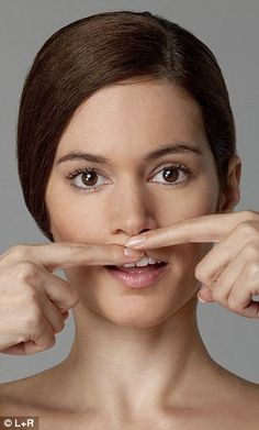 WHAT IT CLAIMS TO DO: Makes the mouth look fuller, younger and firmer without the expense of costly fillers.
