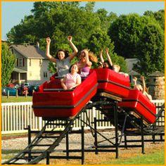 Tuscora Park   New Philadelphia, Ohio Amusement Park   Our Attractions