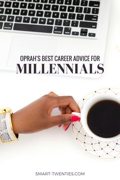Feeling lost and confused in your twenties? Find out the incredible advice Oprah has for you so you can start making the most of your twenties today.