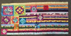 Gypsy Wife quilt section 10
