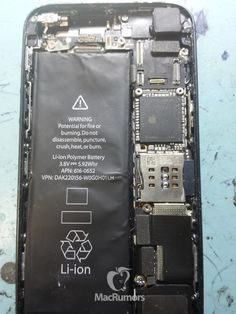 iPhone 5S si rivela in nuove foto