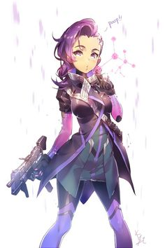 Sombra (Overwatch),Overwatch,Blizzard,Blizzard Entertainment,фэндомы