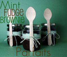 Mint Brownie