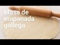 Receta de masa de empanada gallega