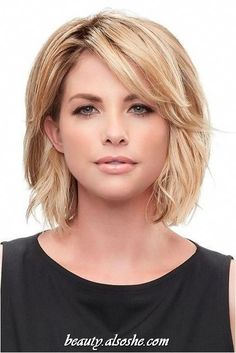 50 Medium Bob Hairstyles for Women Over 40 in Bob hairstyles are always cute but there are too many choices. If you want to change your look or if you want to change your vest completely there is ., Wedding Hairstyles for thin hair over 50 Layered Bob Hairstyles, Chic Hairstyles, Short Bob Haircuts, Cute Hairstyles For Short Hair, Wedding Hairstyles, Hairstyle Ideas, Hairstyles For Over 40, Pretty Hairstyles, Cute Short Hair
