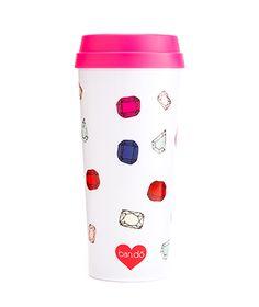 ban.do hot stuff thermal mug in gems!