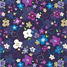 Sweetheart Floral Eco-PUL from Diapersewingsupplies.com