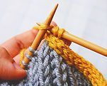 Attached I-Cord Knitting Charts, Knitting Stitches, Knitting Patterns Free, Free Knitting, I Cord, Drops Design, Handicraft, Mittens, Knit Crochet