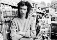 NICK CAVE, Paris 1985 | SONGS SMITHS