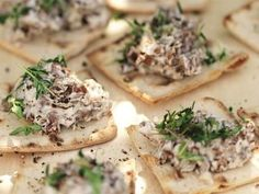 Appetizer Recipes, Appetizers, Food Fantasy, Party Finger Foods, Swedish Recipes, Side Recipes, Something Sweet, Camembert Cheese, Tapas