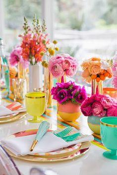 A top lifestyle blogger's festive garden party!  #PAMACelebrateSummer #sponsored