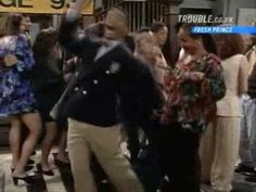 THE CARLTON DANCE / FRESH PRINCE OF BEL AIR (Alfonso Ribeiro's indelibly hilarious contribution to sitcom history)