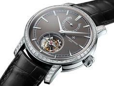 Vacheron Constantin apresenta relógio Traditionnelle Tourbillon 14 dias