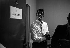 Dean Martin by Allan Grant