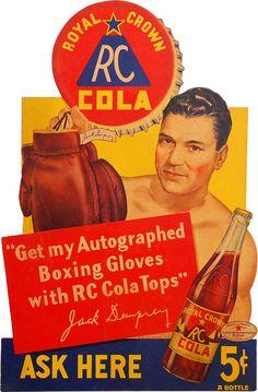 jack dempsey rc cola