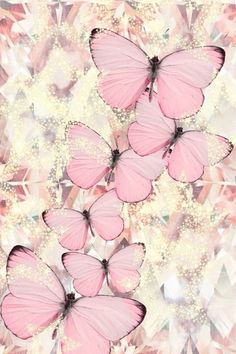 Imagen de butterfly, pink, and wallpaper Butterfly Wallpaper, Butterfly Art, Watercolour Butterfly, Butterfly Background, Butterfly Painting, Butterfly Kisses, Cute Wallpapers, Wallpaper Backgrounds, Beauty Iphone Wallpaper