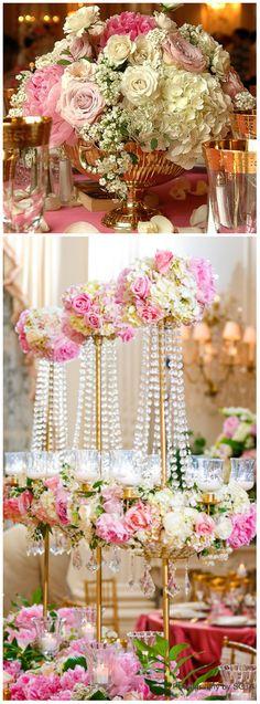 Florals ♥ Centerpiece Ideas