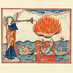 The Cloisters Apocalypse: An Early Fourteenth-Century Manuscript in Facsimile is one of the many free online books from the Met!