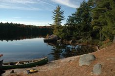 Kawartha Highlands Provincial Park - A beautiful park to do canoe tripping through and close by! We have had many Summer Camp Canoe Trips through here over the years! Calming Photos, Island Park, Canada, Canoe Trip, Beautiful Park, Get Outside, Camping, Backpacking, Ontario