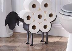 New bathroom closet design toilet paper Ideas Diy Bathroom Decor, Bathroom Furniture, Modern Bathroom, Bathroom Closet, Bathroom Toilets, Bathrooms, Up House, Unique Furniture, Bathroom Accessories