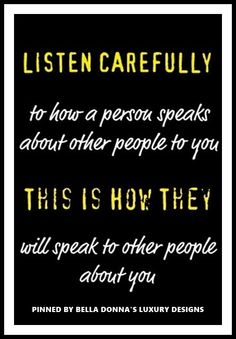 YES LISTEN.... BDLD