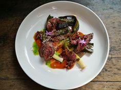 #Repost @jamiesfifteen #regram robbinholm New lunch dish from @georgebarson…