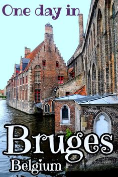 Bruges is a pure and untouched medieval town in Belgium and the capital city of the province of West Flanders. The town is small and compact still you will still find a plenty of things to do in Bruges.