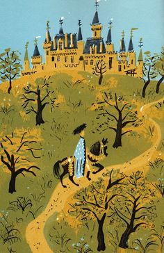 Favorite Fairy Tales Told in France - illustrated by Roger Duvoisin