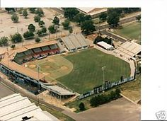 Tim McCarver Stadium...Memphis, TN...former Cardinals AAA stadium...love the astroturf infield and grass outfield.  Saw 2 or 3 games here prior to AutoZone Park opening.