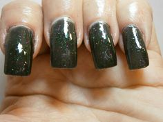 Wicked - A Wicked Love Custom Nail Polish