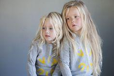 Lookbook – VITVIU KIDS. Photo: Therese Fische Kids Wear, Product Launch, Comfy, Organic, Studio, How To Wear, Fashion, Fish, Moda