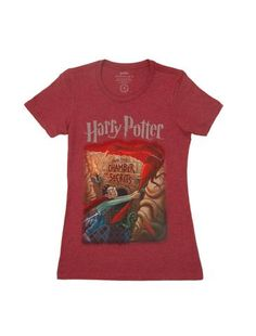 051ae0848237 Harry Potter and the Chamber of Secrets Women s T-Shirt My Shopping List