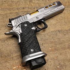 @stiinternational 5.0 DVC 2011 from @otbfirearms : @metalhead_1 Clean and badass pistol!  comment below!