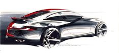 porsche design sketch - Google Search